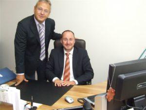 Unternehmensnachfolge zwischen altem und neuen Geschäftsführer